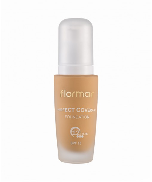 Flormar Perfect Coverage tekući puder